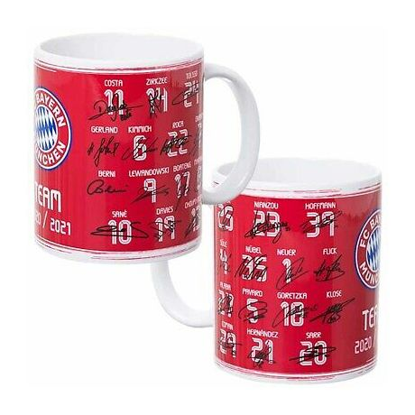 Hrnček FC Bayern München Signature 20/21