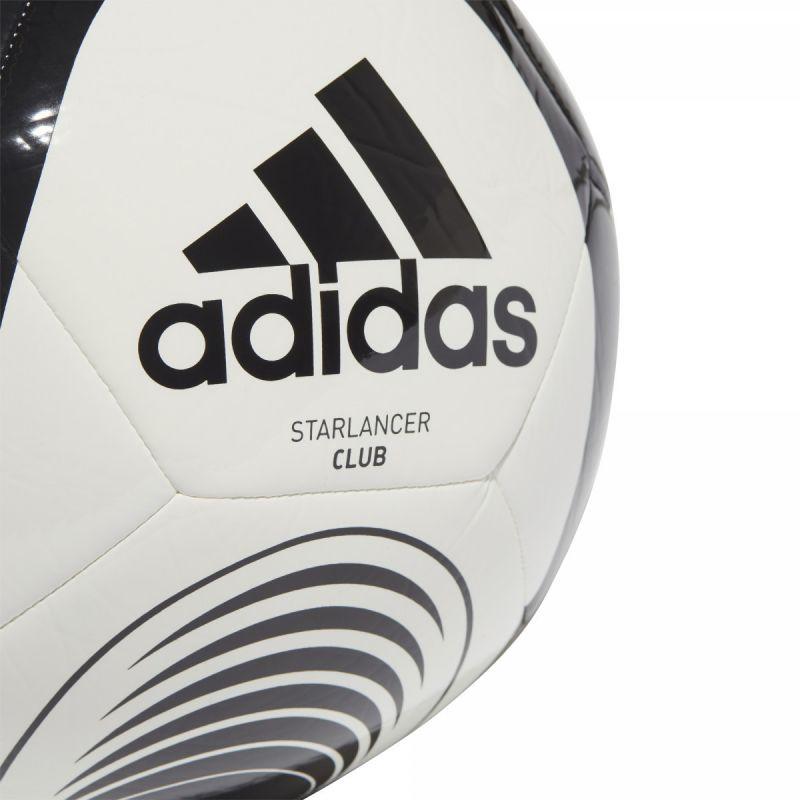 Futbalová lopta Adidas Performance STARLANCER CLB + vak na prezúvky grátis !