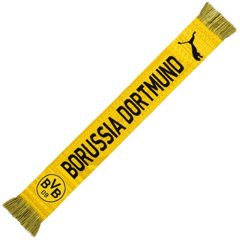 Šál BVB Dortmund Puma + darček LED lampička BVB Dortmund!