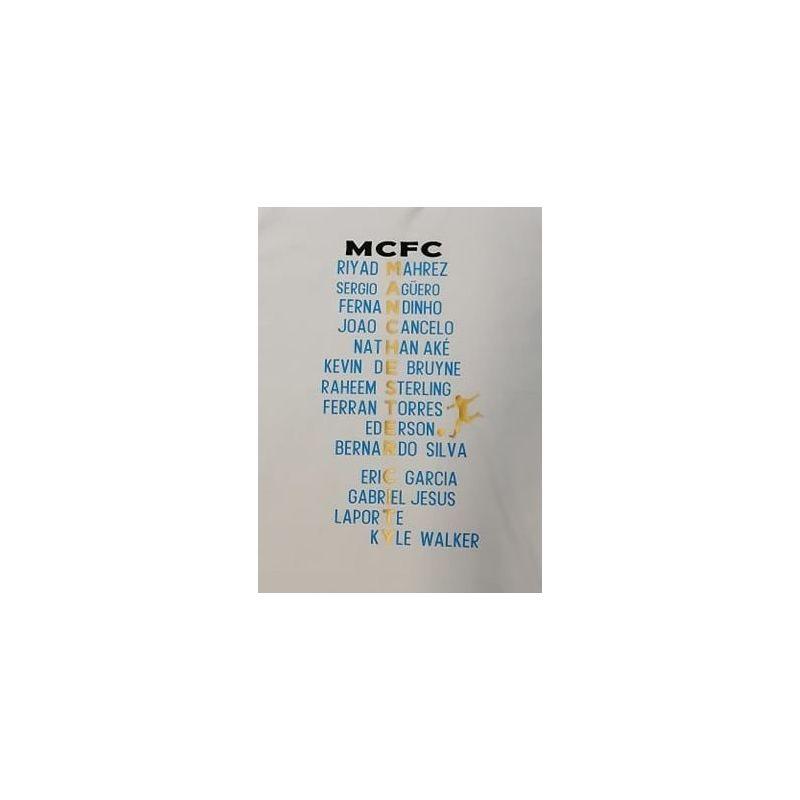 Šál Manchester City