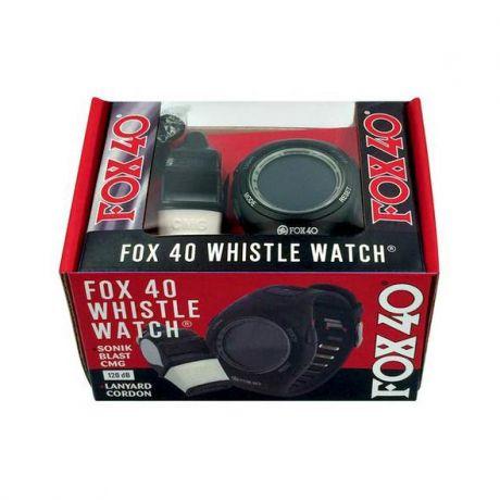 Fox 40 hodinky + píšťalka