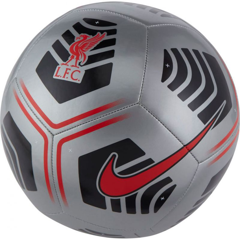 Futbalová lopta Nike FC Liverpool + darček kľúčenka FC Liverpool !