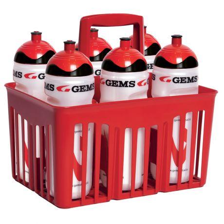 Set nosič / 6 fliaš GEMS