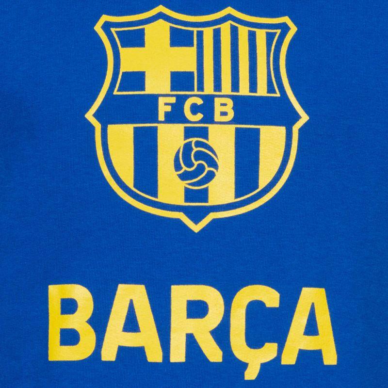 Detské hoodie FC Barcelona