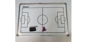 Taktická tabuľa na futbal Winart 90x60 cm