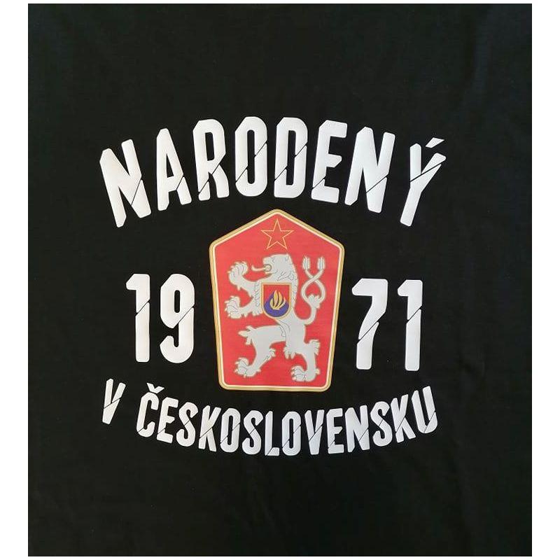 Tričko Českoslovesnko FANS
