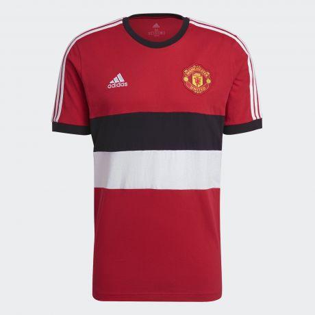 Pánske tričko Adidas Manchester United 3-stripes