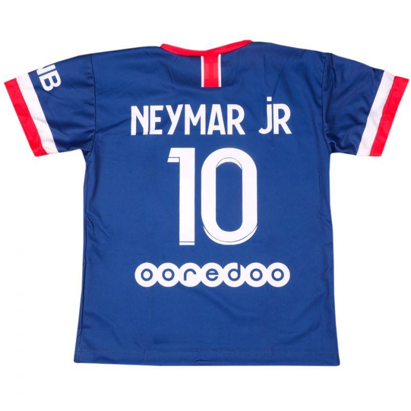 Detský futbalový set Neymar Paris Saint-Germain: dres a trenírky