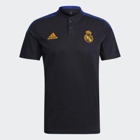 Pánska polokošeľa Adidas Real Madrid Tiro
