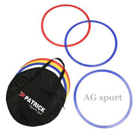 Tréningové kruhy Patrick - 12 ks