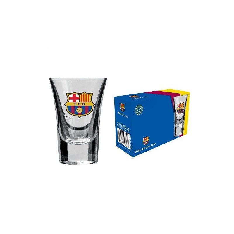 Pohár na vodku Barcelona - 3 ks