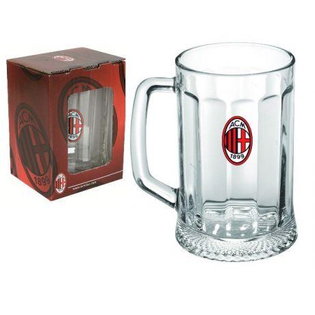 """Krígeľ na pivo AC Milan """"Logo"""""""