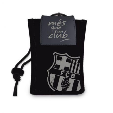 *Peňaženka na krk Barcelona Black 2014