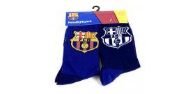 *Ponožky Barcelona - 2 ks
