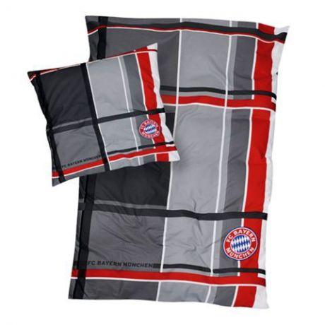 "Posteľné obliečky Bayern München ""Karo"""