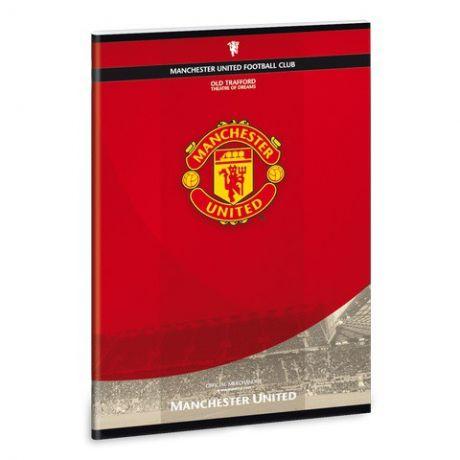 Zošit A4 čistý Manchester United