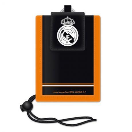 Peňaženka na krk Real Madrid B/O