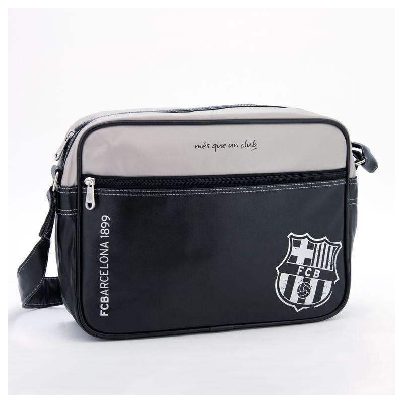 Taška na rameno Barcelona Black 2014 - stredná
