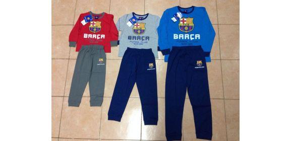 "Pyžamo dlhé Barcelona ""Barca"""