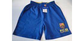"""*Chlapčenské bavlnené trenírky Barcelona """"CC"""" modré"""