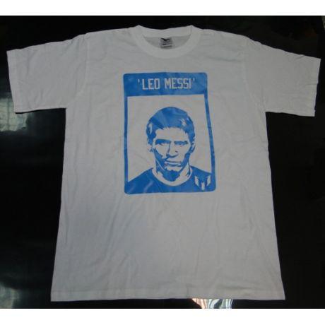 Tričko Messi - modrý