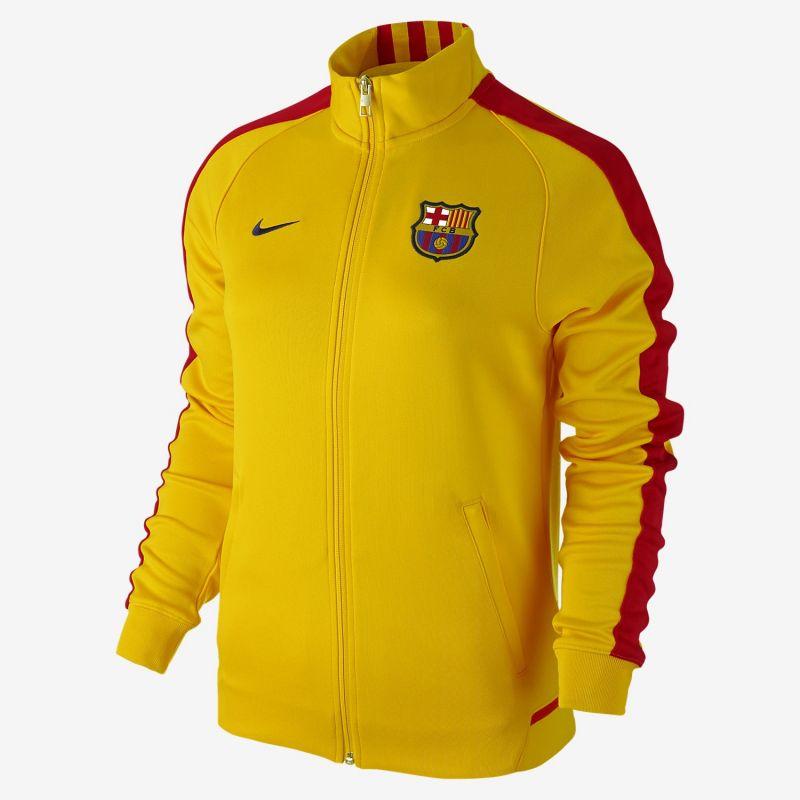 Nike FC Barcelona Authentic N98 Women´s Track Jacket