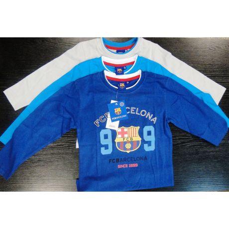 """Detské tričko s dlhým rukávom FC Barcelona """"CC"""" kid"""