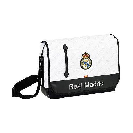 Taška na rameno Real Madrid biela - veľká