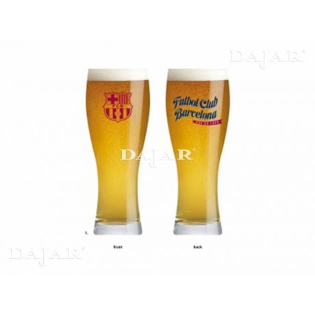 Pohár na pivo FC Barcelona (dj)