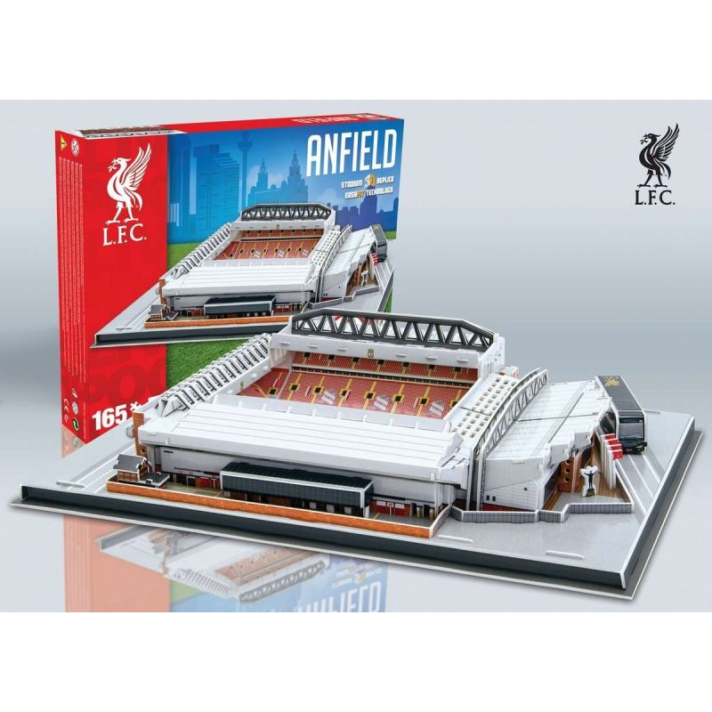 3D Puzzle Anfield - Liverpool FC