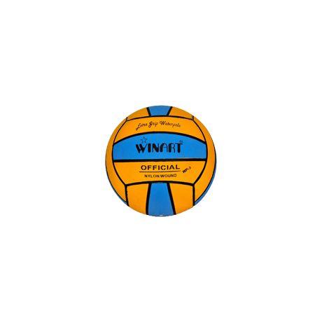 Winart water polo ball žltomodrá