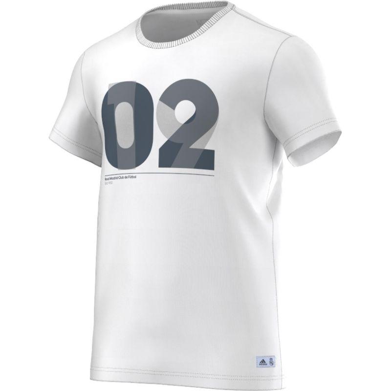 Adidas Real Madrid Graphic Establish Tee