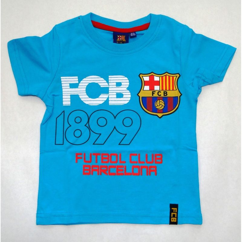 """Detské tričko FC Barcelona """"FCB 1899"""""""