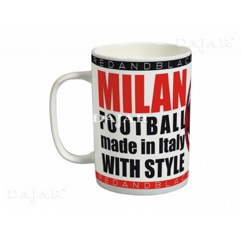 """*Hrnček AC Milan """"Super"""" DJ"""